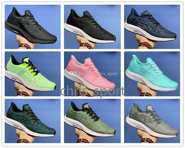 New Zoom Vomero V Pegasus 36 running shoes Mens Womens Classic Mesh upper shoes 36s Cheap Mens breathable trainers Sports Sneakers