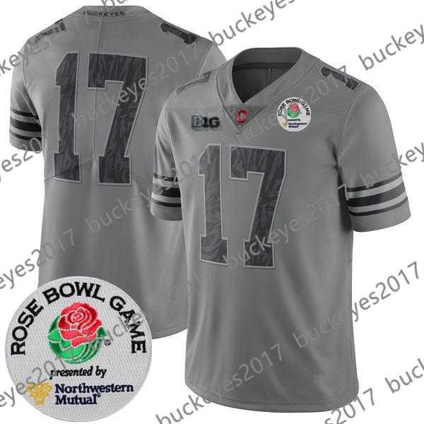 Gris avec Camo avec Patch Rose Bowl