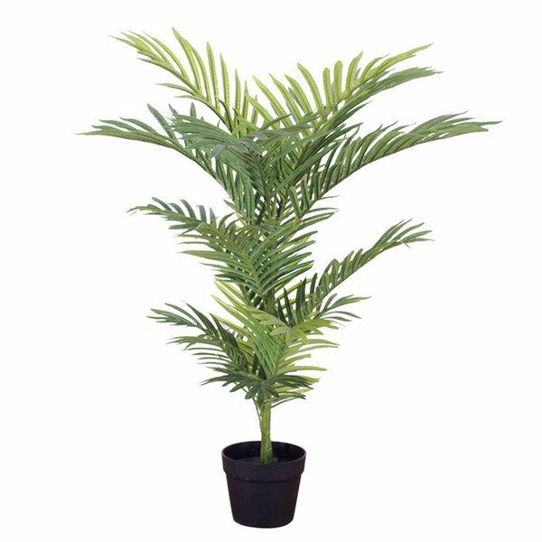Piante artificiali Simulazione Palma Casa nordico artificiale Palm ornamenti dell'interno piante finte Ufficio Greening vegetali