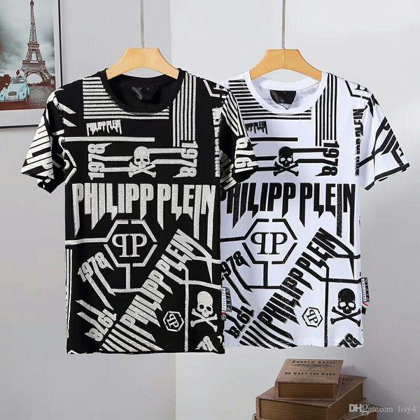 21model The Jung Chicago Skull T-shirt da uomo di alta qualità personalizzato stampato Top pantaloni a vita bassa Tees manica corta Top Tee
