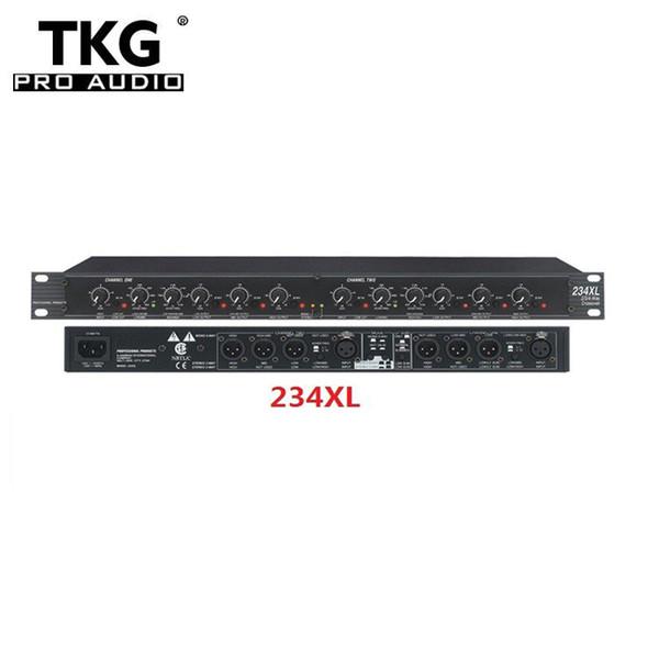 TKG karaoke dj Sound audio sound system for stage performance Professional crossover 234 234XL crossover Speaker Crossover