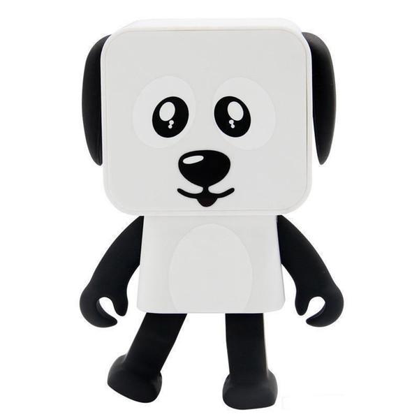 DHL 2018 Mini Altavoz Bluetooth Baile inteligente Perro de juguete Altavoces Nuevo Altavoces portátiles Bluetooth Altavoz Altavoz Regalo creativo juguetes 011