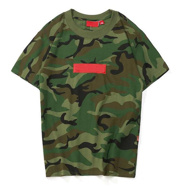Moda para hombre marca suprême camiseta clásica caja logo diseñador camiseta de alta calidad hombres mujeres camiseta casual salvaje camisa de lujo envío gratis