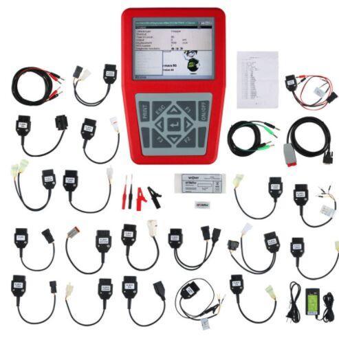 Best 2019 iQ4bike Diagnostics V40 for Motorcycles Universal Motorbike Scanner IQBike For BMW For HONDA Motorcycle Diagnostic Scanner tools
