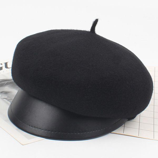 Fashion wool beret