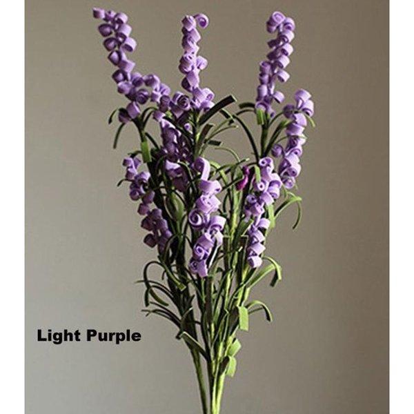 1 bunch light purple