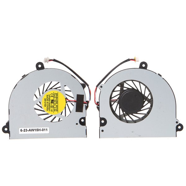 1PC Plastic Laptop CPU Cooling Fan Cooler Fans DC 5V 0.50A For (3-PIN) DFS551205GQ0T FAJD 6-23-AW15H-010