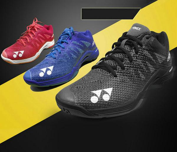 Acquista Sport Outdoor YY Eunix Scarpe Da Badminton Scarpe Da Allenamento Da Competizione Ultraleggere Permeabili All'aria E Ultraleggere SHB03ZMEX A