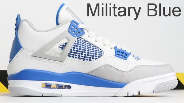 Los militares del azul