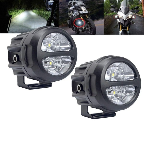 2019 Dhbh Led Driving Lights 3inch Round Led Off Road Lights 20w Led Driving Work Spot Lamp Waterprooffor 4x4 Atv Motorcycle Mar From Bqintian
