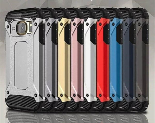 300PCS for Samsung Galaxy S5 S6 Edge S7 Edge S8 S9 Plus Note 4 5 8 9 Cell Phone Protective Case Covers