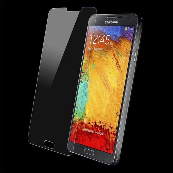 For Samsung Note 7 Film Screen Protector 2.5D 9H Tempered Glass for iPhone For Samsung Galaxy A5 A6 A7 A8 A9 Note4