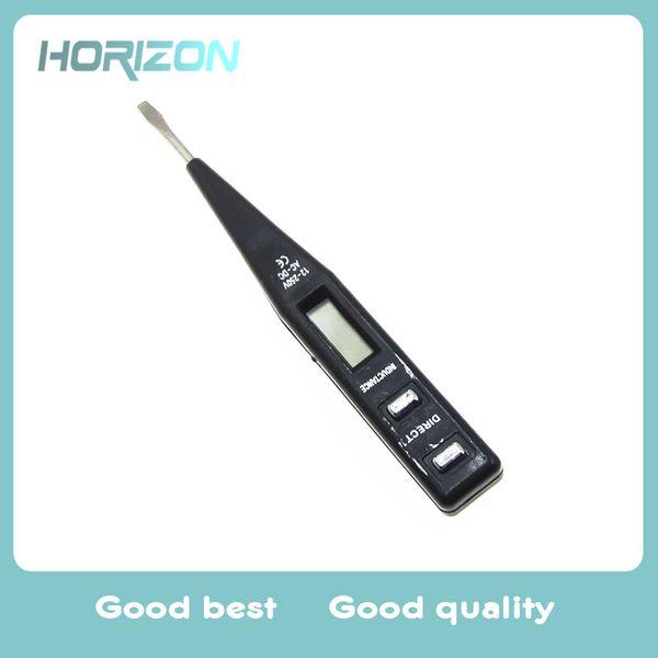 Digital LCD AC/DC Electric Voltage Tester Alert Continuity Test Pen Detector
