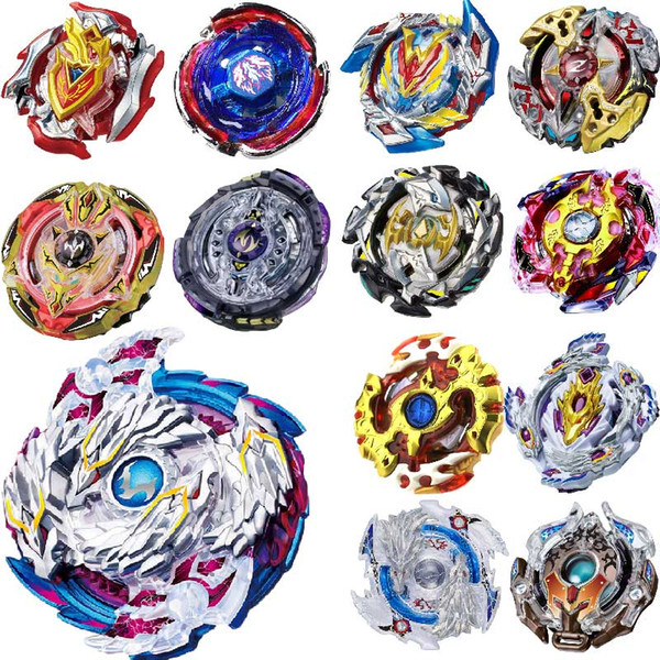 best selling 100 designs Beyblade Burst Beyblade Toupie Beyblade Burst Arena Beyblades Metal Fusion Without Launcher And Box Bey Blade Blades fafnir Toys