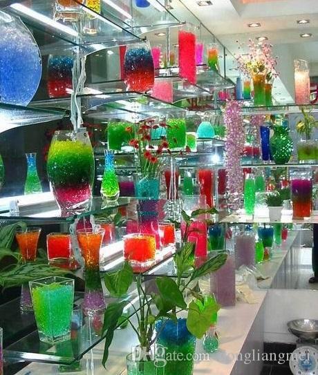 Marki perles d'eau 1000g / lot Magique Plant 2020 Cristal Terre Boue Perles d'eau ADS Jelly Boule de cristal 16