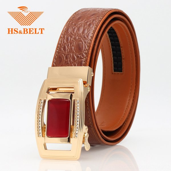 855-Golden Boucle Rouge Agate Camel Ribb