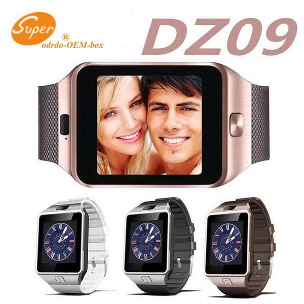 DZ09 Herren Smartwatch Android GT08 U8 A1 Samsung Smartwatch SIM Intelligente Handy-Uhr kann den Schlafzustand Smartwatch aufzeichnen