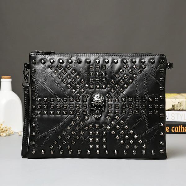 Yeni erkek çanta moda ek yeri yumuşak deri çanta Tek omuz çantası Kore versiyonu