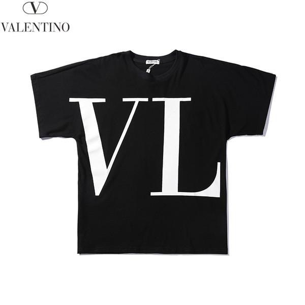2019 nuevas marcas nuevo icono para hombre camiseta de manga corta de algodón tops camiseta poloshirt camisa hombres diseñadores hombres mujeres camisetas