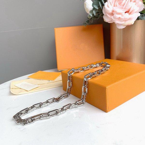 Ожерелье Серебряный