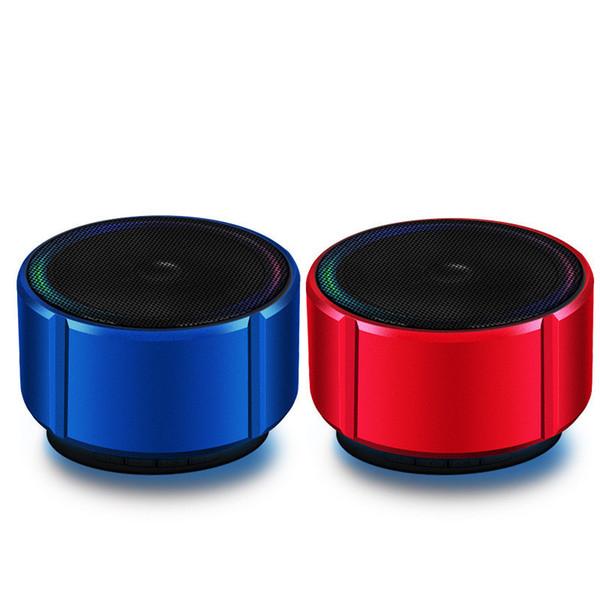 Mini Taşınabilir Subwoofer Hoparlör Desteği TF kart Kablosuz Bluetooth Hoparlör iPhone Samsung Için Çağrı Müzik FM Alma