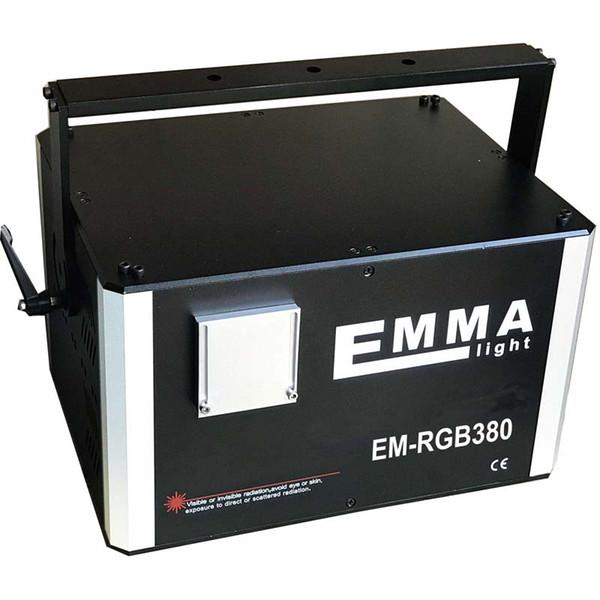 RGB RGY DMX512 Scanner De Iluminação De Palco Do Laser 8000 mw 10000 mW Efeito DJ Disco Party Show de Luz Luzes de Projetor Profissional Xmas