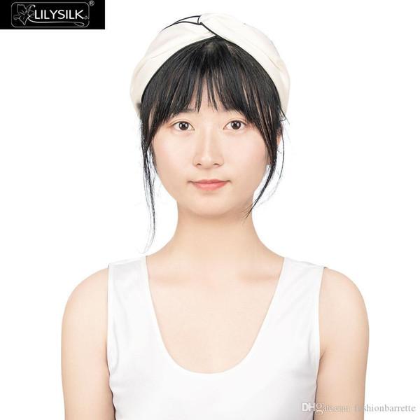 Sevimli Kafa bandı Headwrap Şapkalar Kadınlar İpek Saç Aksesuarları Moda Çapraz Band Şık Sıkı Elastik Ayarlanabilir