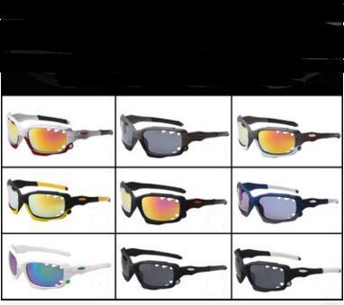 Sıcak Satış Marka güneş gözlüğü Tasarımcı Güneş Cam çift lensler spor bisiklet güneş gözlüğü dazzle renk aynalar gözlük çerçeve güneş gözlüğü ADEDI 20 adet