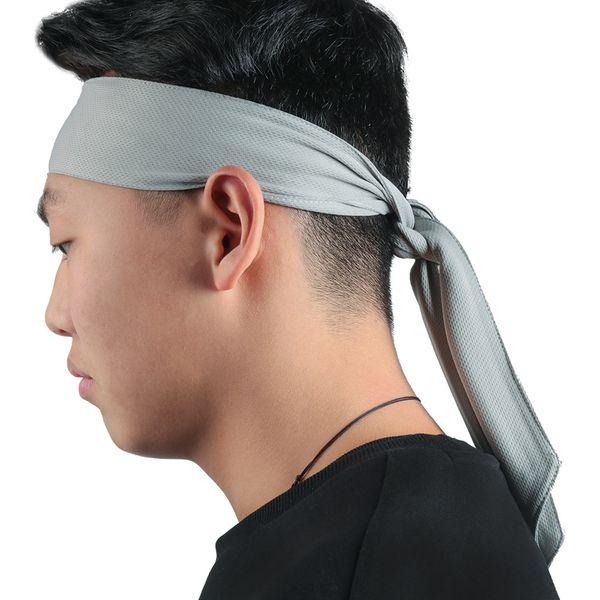 Maxi Sports headband quick-drying antiperspirant belt outdoor running tennis fitness yoga hairband sweat-absorbent turban belt