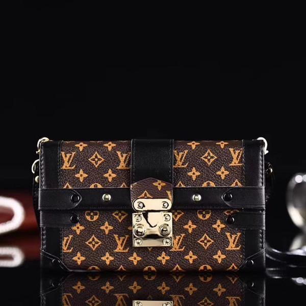 Top Luxus Paris Show Brieftasche Design Phone Cases für iPhone X XS XR Xs Max 7 7plus 8 8plus Ledertaschen Telefon Fall