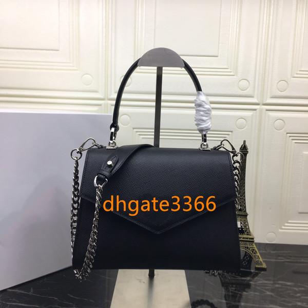 2019 marca o tamanho senhoras saco de designer de moda bolsa carteira mensageiro saco 24X alta 17.5X 11,5 centímetros de fundo