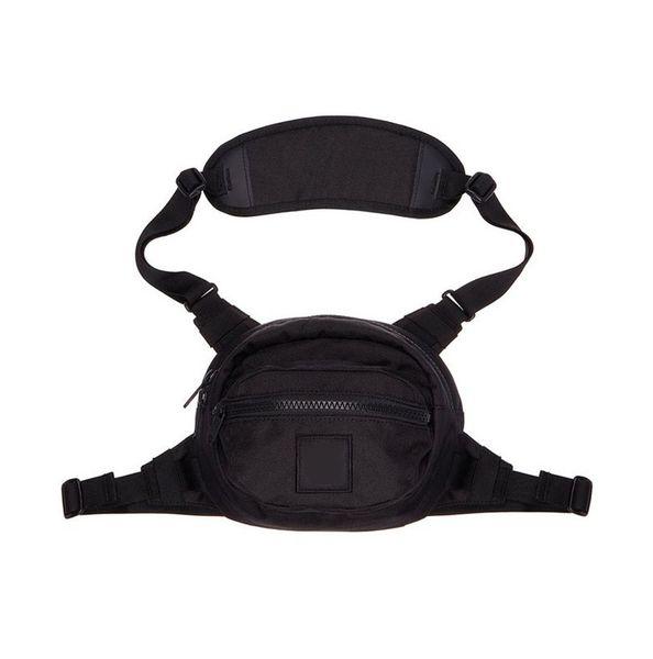 19ss Stone Unisex Fanny Pack Fashion Waist Men Canvas Hip-Hop Belt Bag Men Messengers Bags 18SS Small Shoulder Bag Bumbag