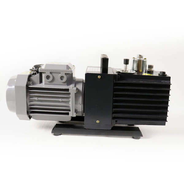 best selling ZZKD Factory Price Lab Two Stage Oil Rotary Vane Vacuum Pump with Rotary Vane Two Stage Electroic Coating