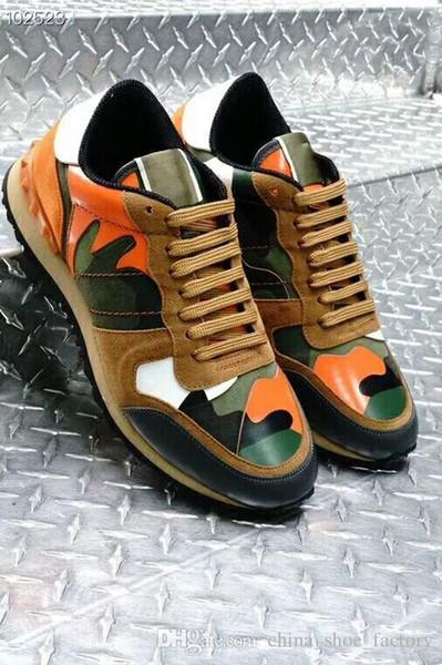 Orden de productos de calidad original Empalme multicolor Combinación de goma suela exterior resistente al desgaste de los últimos zapatos deportivos