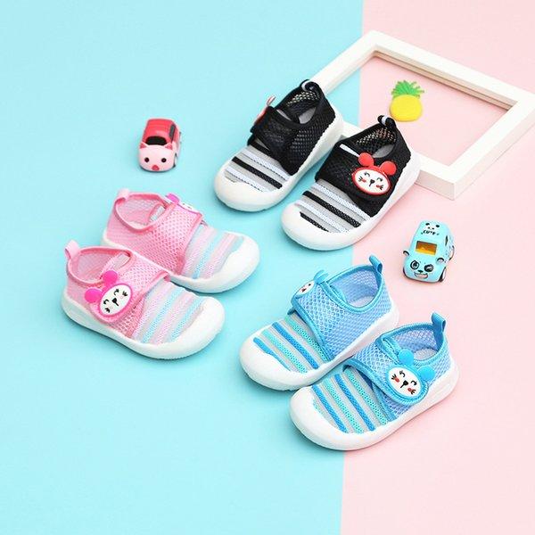 Baby Boy Cotton Fabric Unisex neonato neonato bambina stivali ragazzo scarpe casual topo scarpe ragazza