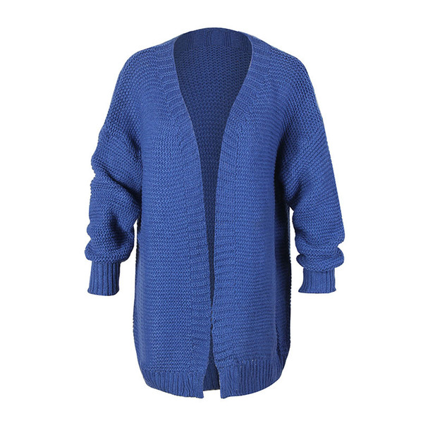 outfit new fashion good collocation knitting sweater cardigan knitting cultivate morality female JR935 sweater coat