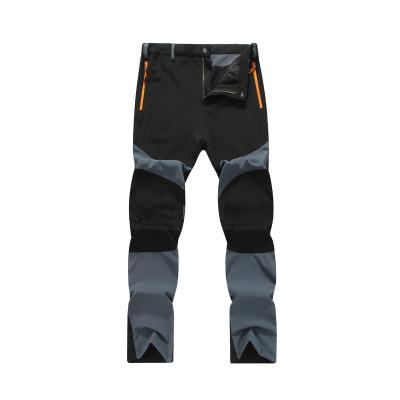 New Breathable Quick Dry Thin Brand Pants Summer Male Outdoor Sport Trekking Trousers Camping Hiking Pants,4XL VA004