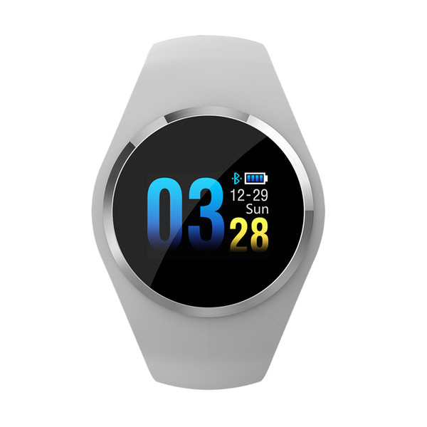 """Smart Watch Women 0.96"""" Color LCD Screen Blood Pressure Heart Rate Monitor Smartwatch For Android IOS"""