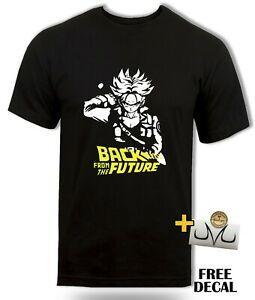 DBZ Gelecek Sandıklar T gömlek geleceğe BaSummer Inspired Anime Dragon ball z Erkekler 039 s