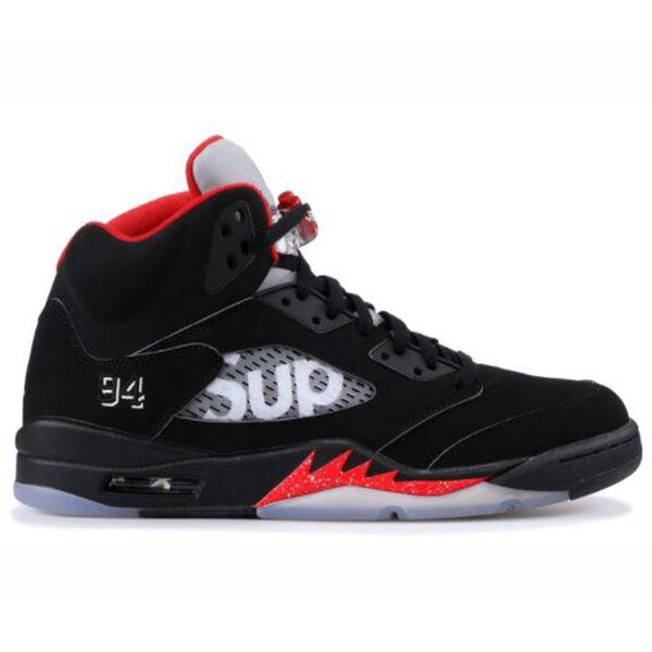 A3 Sup Black 40-45
