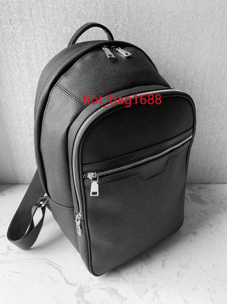 2019 Hot Sell Classic Fashion bags Black Michael Backpack Style Bags Duffel Bags Unisex Shoulder Handbags School Bag 58024