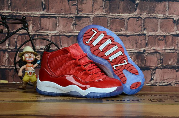8-Gym rouge 11s