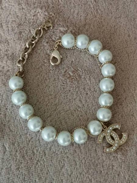 Европейский и классический дамы жемчужный браслет ювелирных изделий американской моды, подарок браслет,