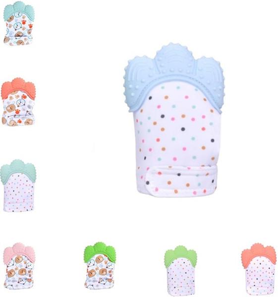 Новый шаблон мода детские перчатки анти-молярные перчатки детские голосовые перчатки силикагель перчатки детские голосовые игрушки T6G6001