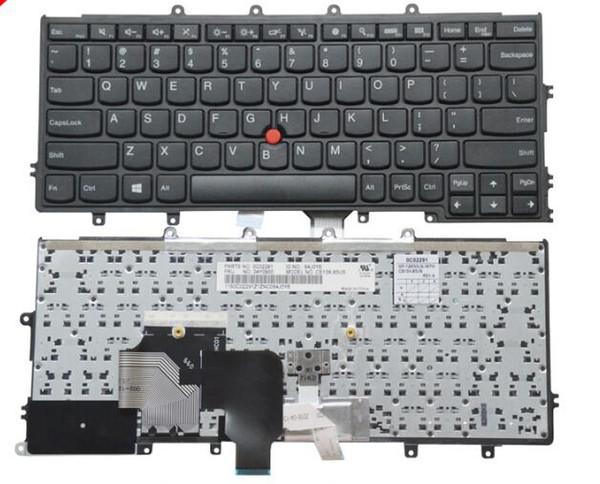 Nouveau pour le clavier Lenovo ThinkPad X230S X240 X240S X250 X260 X270