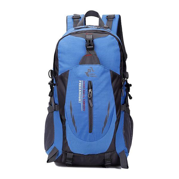47922a7998 40L Waterproof Tactical Backpack Hiking Bag Outdoor Sport Travel Laptop  Daypack Cycling Climbing Rucksack Men Women