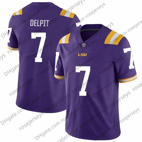 7 Grant Delpit Violet