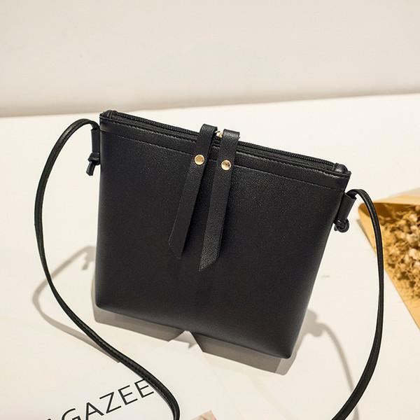 Cheap beach bags women bags for women 2018 leather handbags summer Women Fashion Solid Crossbody Bag Messenger Shoulder Phone rieten