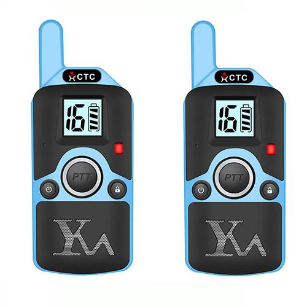 2pcs Mini walkie talkie Handheld motorcycle helmet intercom for citizen Outdoor USB Charge UHF Two way ham radio Hf Transceiver