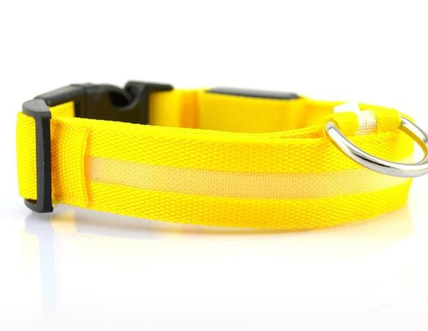 Collar-Yellow(With battery)